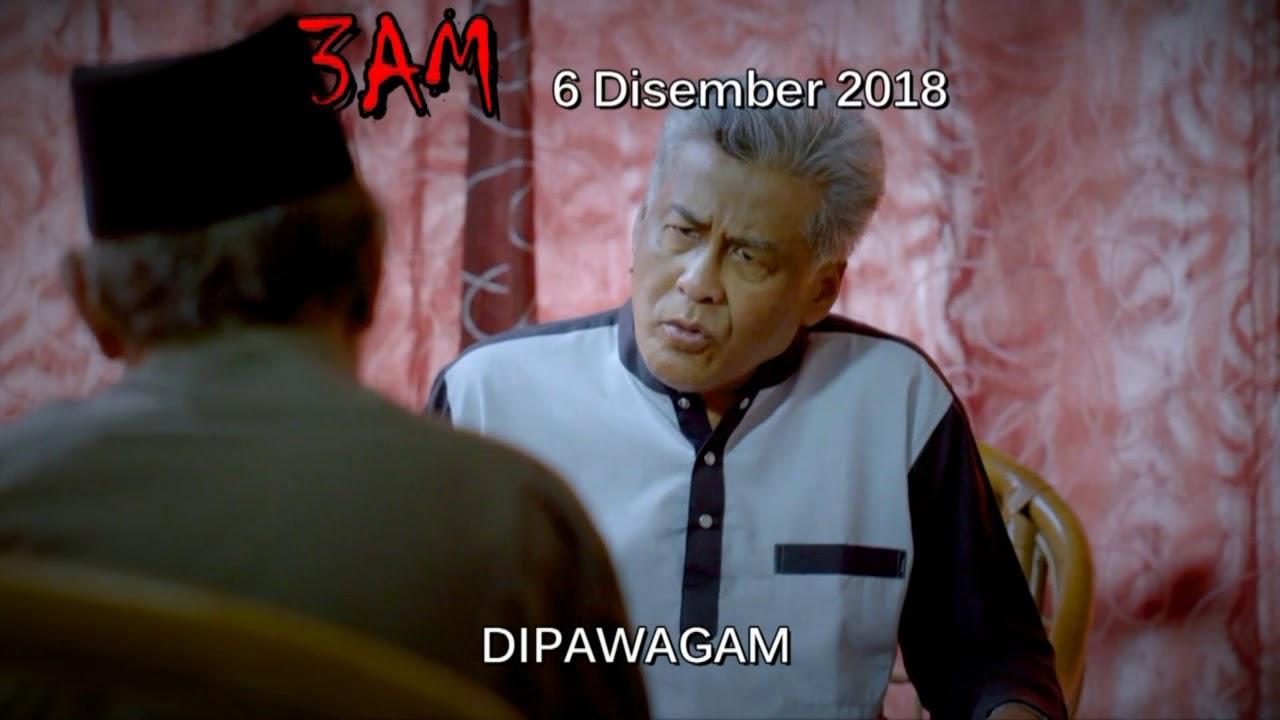 3 AM - Official Movie Trailer [HD] Di Pawagam 6 Disember 2018