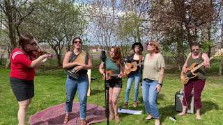 The Foxgloves Backyard Session