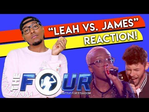 "Leah Jenea vs. James Graham | S2E6 | THE FOUR | ""The Six Stages of James Graham Grief"""