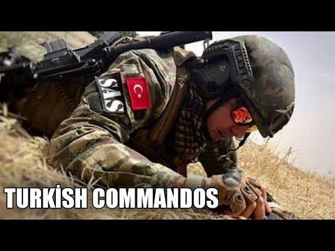 Türk SAT & SAS Komandoları - Turkish SAT & SAS Commandos (2018)