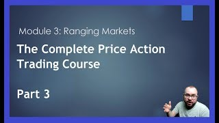 Forex Price Action for Beginners - Part 3 - Ranging Markets