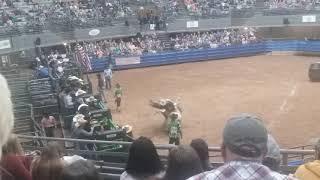 SEBRA Extreme Bull Riding Beckley WV
