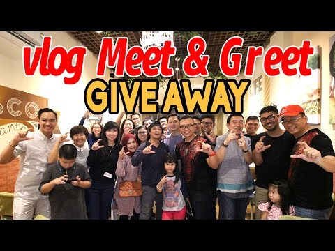 Liputan Meet and Greet Enjoyajadotcom di Frescoristo | Pengumuman Give Away