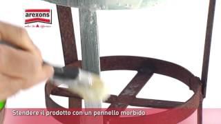 CONVERTITORE DI RUGGINE FEROX