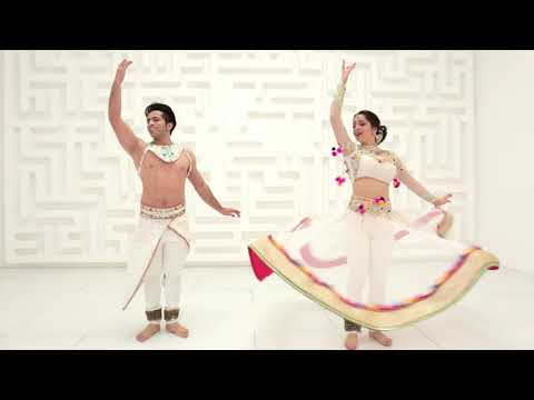 Bollywood KATHAK Fusion | Kumar Sharma & Svetlana Tulasi | Tera Chehra