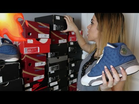 MY SNEAKER COLLECTION 2017!!!🔥 200K SUBSCRIBER SPECIAL!
