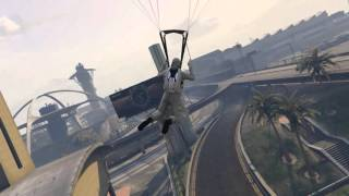 The Way to the Luxor Deluxe GTA 5 MOVIE
