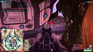 Planetside 2 Beta PC 2012 - Gameplay 3 [HD]