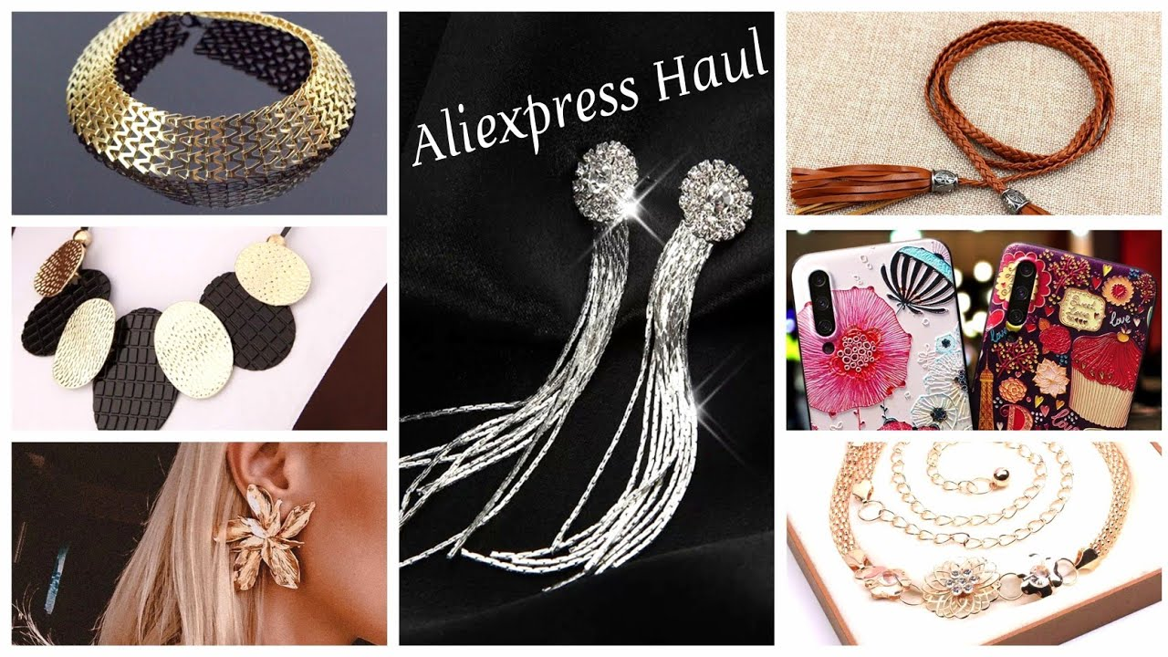 Affordable AliExpress Haul In India 2019  | Jewellery Haul