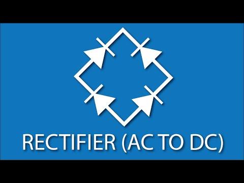 how to make bridge wave rectifier