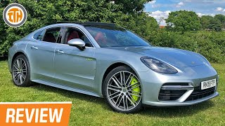 porsche Panamera Turbo S E-Hybrid Detailed Review: Price, Specs & Features  PakWheels