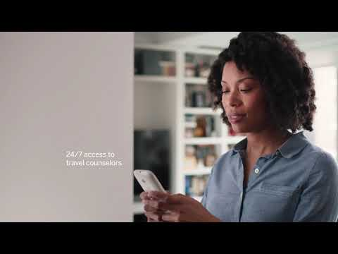 Booking With The Amex GBT Mobile App