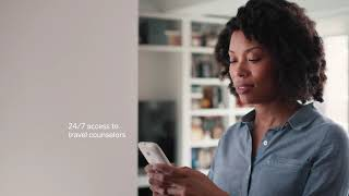 American Express Global Business Travel Mobile app