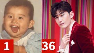 张翰从1岁到36岁的变化及所参演的电视剧和电影介绍!张翰從1歲到36歲的變化及所參演的電視劇和電影介紹!【名人明星从小到大系列第111期】