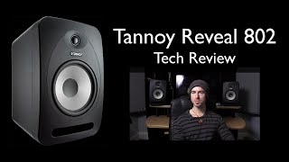 Tannoy Reveal 802 Review - Get the Low Down