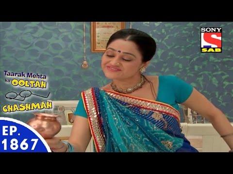Taarak Mehta Ka Ooltah Chashmah - तारक मेहता - Episode 1867 - 9th February, 2016