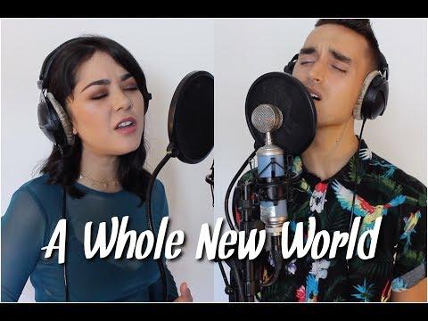 A Whole New World - Aladdin | Alyssa Bernal & Jack J