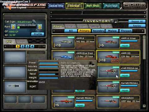 Ultimate Crossfire EU Account FOR FREE !!!!!!!