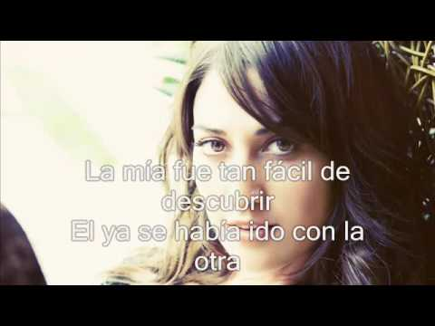 Sara Bareilles - Between the Lines (Subtitulada al Español)