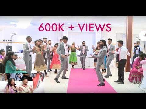 best tamil wedding dance surprise dance
