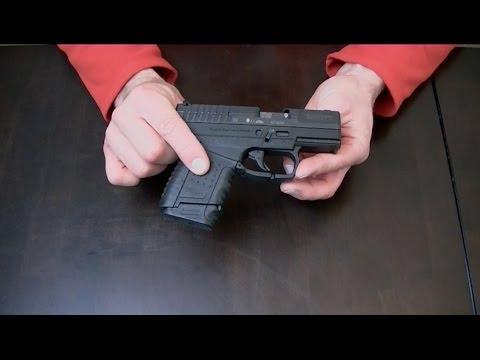 Walther PPS Takedown Field Strip Handgun (Police Pistol Slim)
