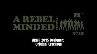 ARMF 2015 Designer: Original Crackage