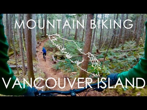 Mountain Biking Vancouver Island - 5 days of World Class Single Track