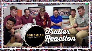 Bohemian Rhapsody | Teaser Trailer - Reaction!!!