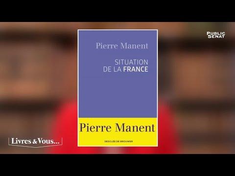 Alain Badiou, Pierre Manent: A-t-on raison de se révolter ? - Livres & Vous... (08/06/2018)