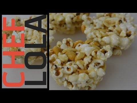 Honey Popcorn Cup Cakes Recipe - Chef Lola