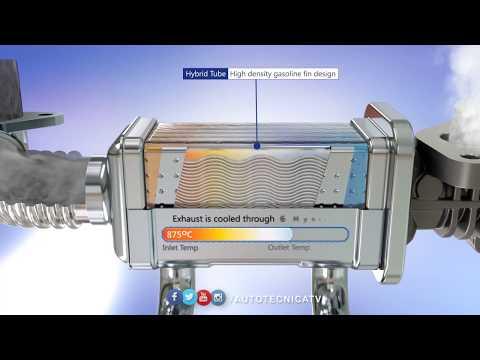 Cómo funciona la recirculación de gases de escape Diesel VS. Gasolina?