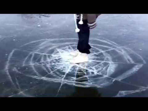Fall Through Ice