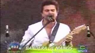 3ERA PARTE DE JUANES - BANDERA DE MANOS