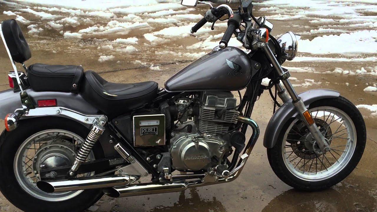 Nice Honda Rebel 450 For Sale...Logan, UT