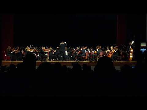 Diplomat Middle School Orchestra Larry Clark- Live On