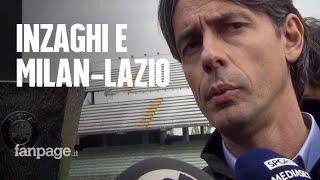 """Pippo Inzaghi fa fuori l'Inter: """"Milan e Lazio? Spero vadano entrambe in Champions"""""""