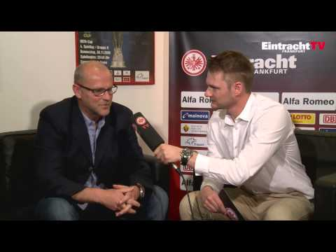 Interview Thomas Schaaf Eintracht TV