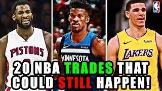 20 Huge NBA Trades That Could Still Happen