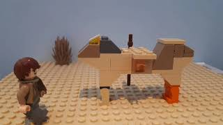 the alchemist Lego movie