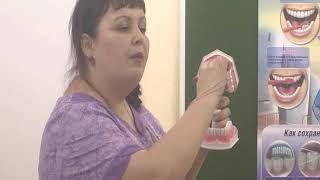 """""""Урок гигиены"""" для школьников от зубных врачей"""