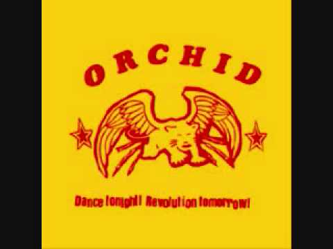 orchid - dance tonight! revolution tomorrow! 10""