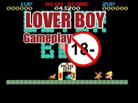 loverboy 18+ gameplay