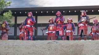 彦根藩鉄砲隊