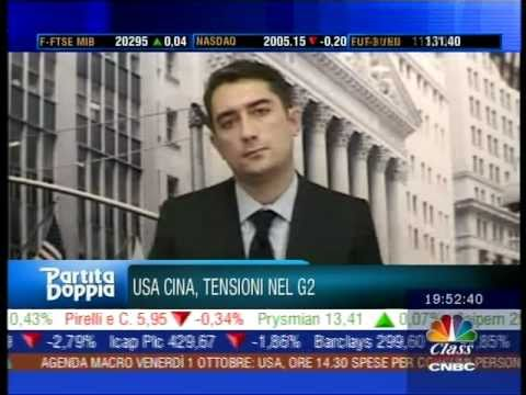 "Marco Casella on CNBC Italy  ""La crisi valutaria"" (part 2)"