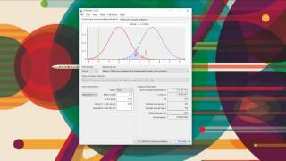Calculating statistical power using G*Power (a priori & post hoc)