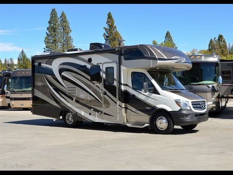 2016 Forest River Forester MBS 2401 Class C Diesel Motorhome