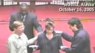 Thomas Muthee Sermon: Why Sarah Palin? October 16, 2005