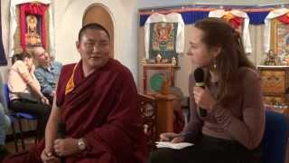 Гопель Ринпоче. Тибетская буддийская традиция. Монастырь Дрепунг Гоманг(7 марта 2015 г. в рамках обширной благотворительной программы «Построение мандалы Будды безграничного состра..., 2015-03-08T18:32:17.000Z)
