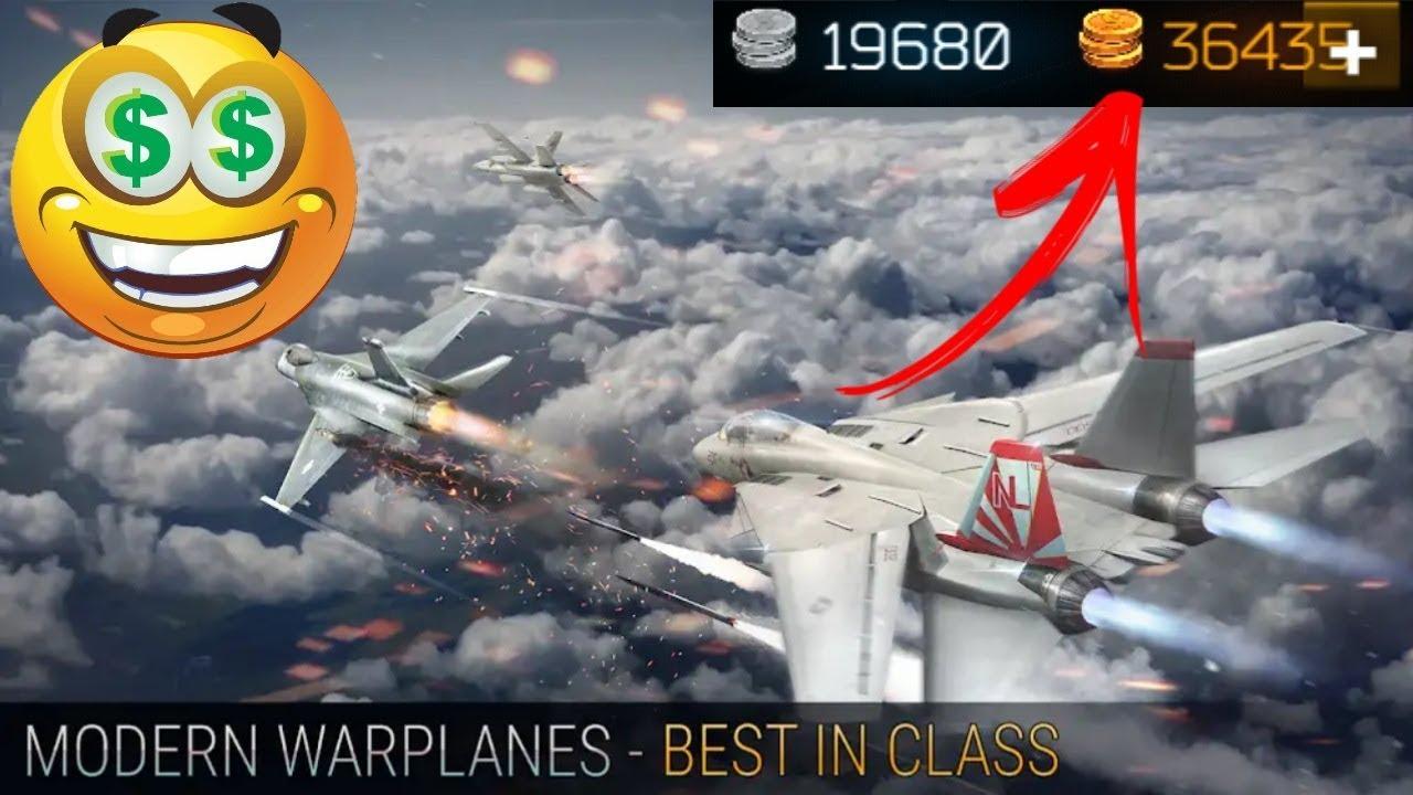 Modern Warplanes V 1 6 0 Mod Hack Dinheiro Infinito Unlimited