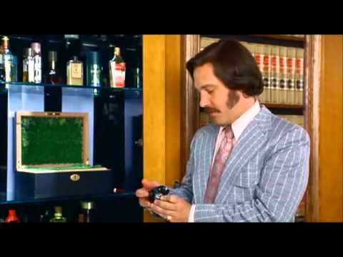 Anchorman - Sex panther